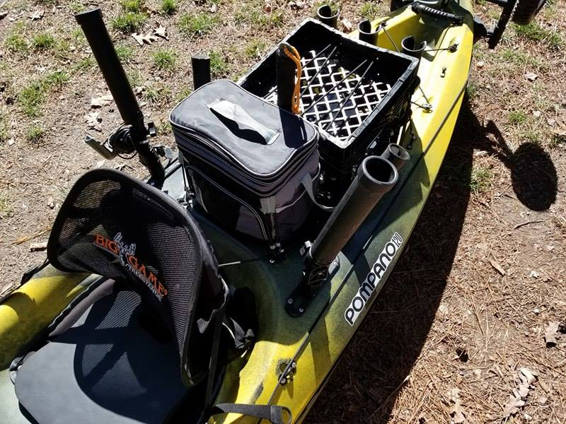 Click image for larger version.  Name:Kayak seat and cargo.jpg Views:231 Size:119.5 KB ID:180050