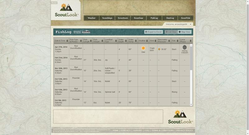 Click image for larger version.  Name:Scoutlook log.jpg Views:307 Size:46.3 KB ID:61262